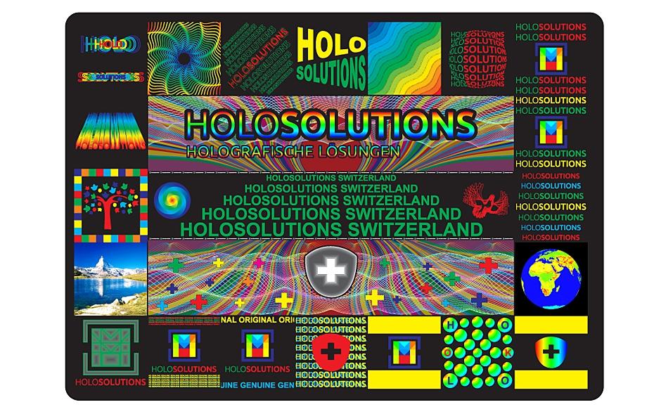 Demo-Hologramm