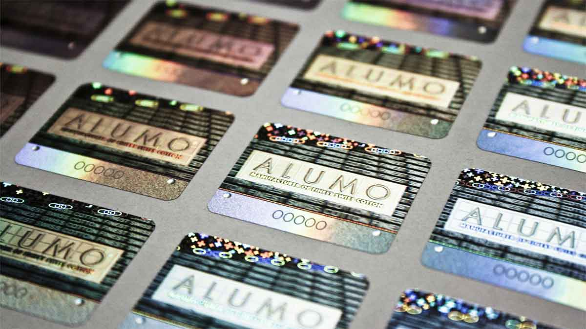 Hologramm Alumo