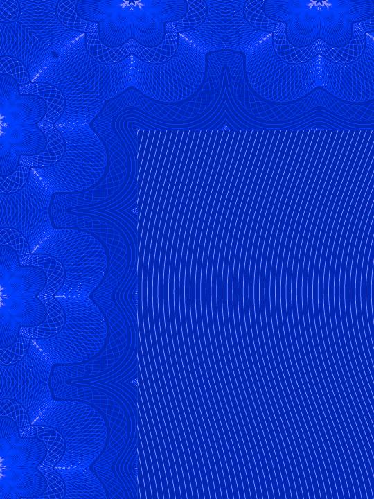 Sicherheitspapier UV-Farbe